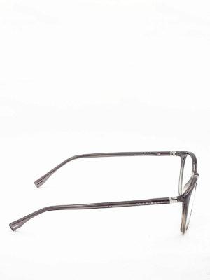 Hugo Boss: glasses online - Round frame glasses