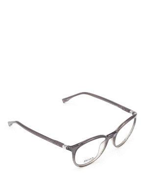 Hugo Boss: glasses - Round frame glasses