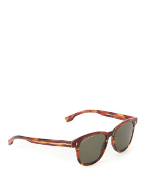 Hugo Boss: sunglasses - Dark lenses tortoise sunglasses