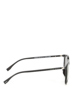 Hugo Boss: sunglasses online - Polarized round lenses sunglasses