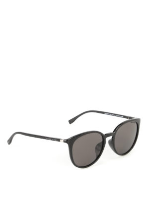 Hugo Boss: sunglasses - Polarized round lenses sunglasses