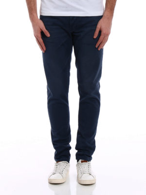 iKRIX Dondup: casual trousers - George skinny twill trousers