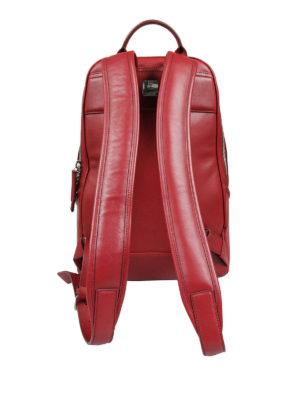 iKRIX Mcm: backpacks - Medium Duke nappa backpack
