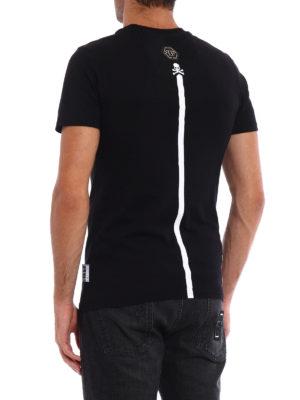 iKRIX Philipp Plein: t-shirts - Dan embellished T-shirt