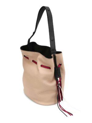 iKRIX Tod'S: Bucket bags - Gipsy large bucket bag
