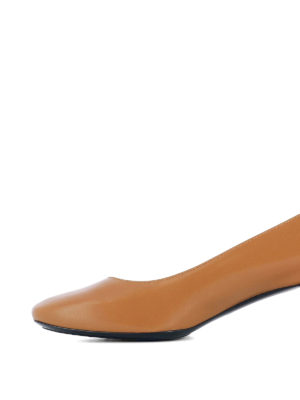 iKRIX Tod'S: court shoes - Bevelled heel leather pumps