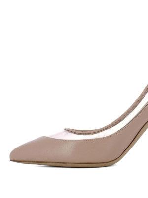 iKRIX VALENTINO GARAVANI: scarpe décolleté - Décolleté con dettaglio trasparente