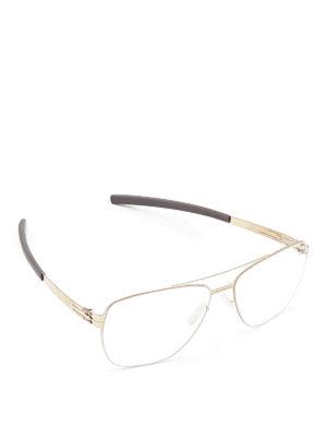 Ic! Berlin: glasses - Francesca M. optical glasses