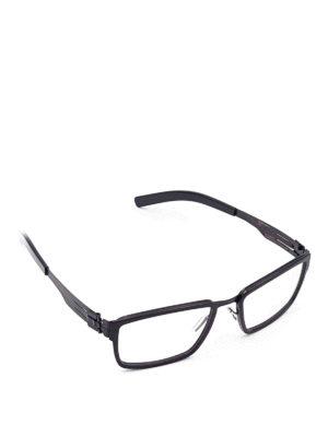 Ic! Berlin: glasses - Gert H. optical glasses