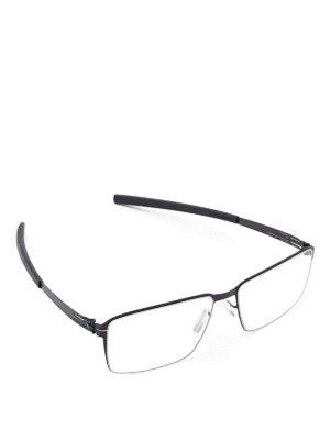 Ic! Berlin: glasses - Jens K. optical glasses