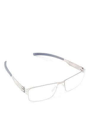 Ic! Berlin: glasses - Jürgen H. optical glasses