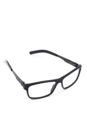 Ic! Berlin: glasses - Marius K. optical glasses
