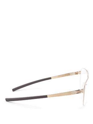 Ic! Berlin: glasses online - Francesca M. optical glasses