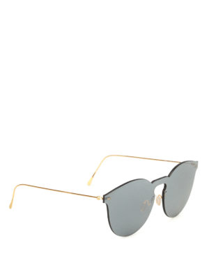 Illesteva: sunglasses - Leonard 2 mask sunglasses