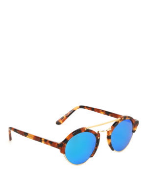 Illesteva: sunglasses - Milan 1 aviator sunglasses