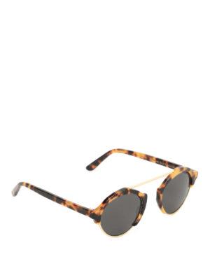Illesteva: sunglasses - Milan 4 havana sunglasses