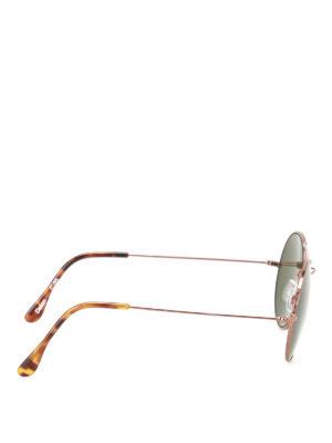 Illesteva: sunglasses online - Delon round sunglasses