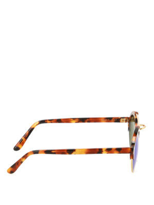 Illesteva: sunglasses online - Milan 1 aviator sunglasses
