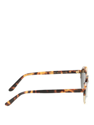Illesteva: sunglasses online - Milan 4 havana sunglasses