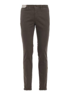 INCOTEX: pantaloni casual - Pantaloni Slacks beige