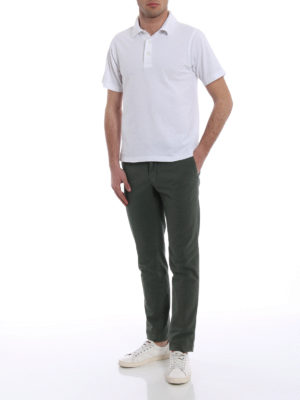 Incotex: casual trousers online - Slacks classic cotton trousers