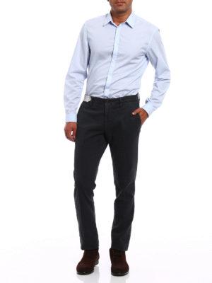 Incotex: casual trousers online - Slacks skin fit trousers