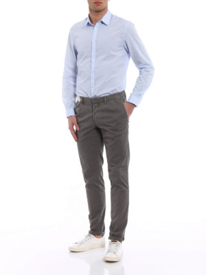 Incotex: casual trousers online - Slacks used cotton trousers