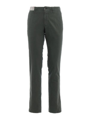 Incotex: casual trousers - Slacks classic cotton trousers