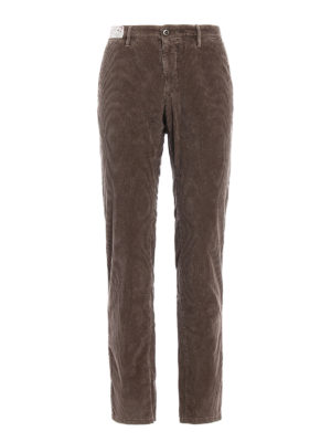 Incotex: casual trousers - Slacks corduroy trousers