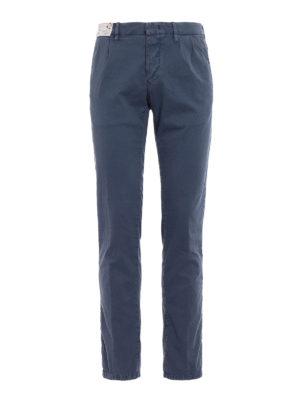 Incotex: casual trousers - Slacks cotton trousers