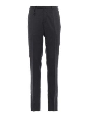 INCOTEX: pantaloni casual - Pantaloni in lana