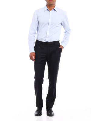 Incotex: Tailored & Formal trousers online - Super 100''s wool trousers