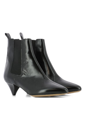 Isabel Marant: ankle boots online - Dawell Cuban heel ankle boots