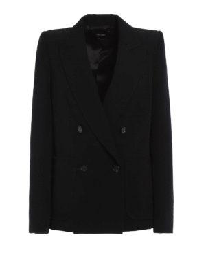 Isabel Marant: blazers - Lena wool blazer