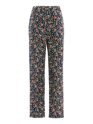 Isabel Marant: casual trousers - Roya trousers