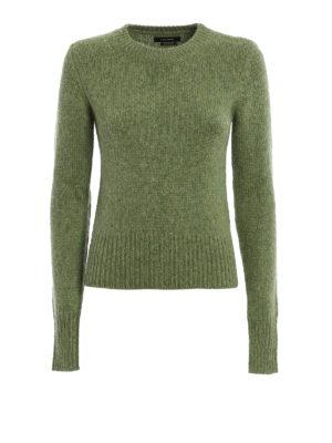 Isabel Marant: crew necks - Merino wool and alpaca crewneck