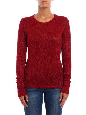 Isabel Marant: crew necks online - Beyond lurex sweater