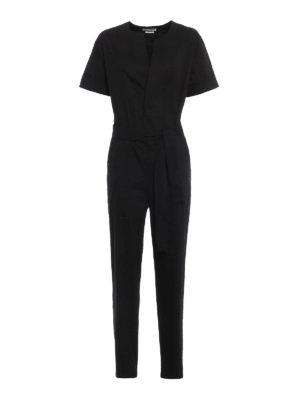 isabel marant etoile: jumpsuits - Nadela jumpsuit