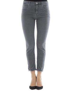 isabel marant etoile: skinny jeans online - Skinny crop jeans