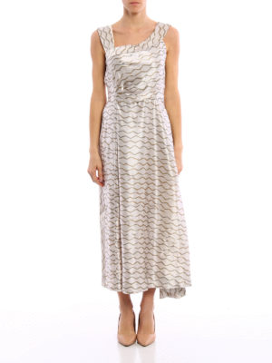 Isabel Marant: maxi dresses online - Shari silk dress