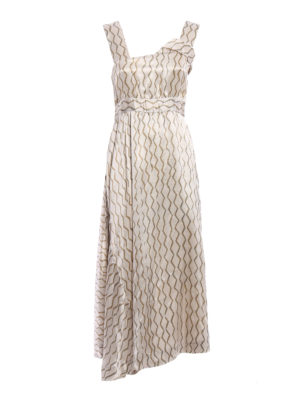 Isabel Marant: maxi dresses - Shari silk dress