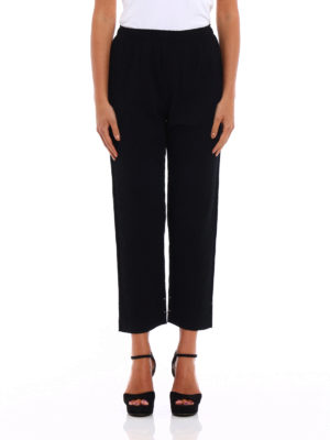 Issey Miyake Cauliflower: Tailored & Formal trousers online - A-Poc Pleats trousers