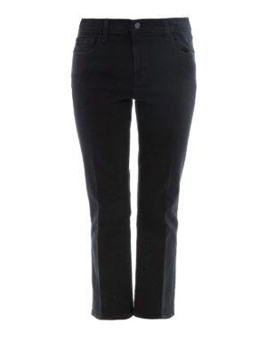 J Brand: bootcut jeans - Aubrie bootcut and cropped jeans
