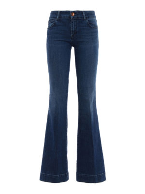 J Brand: bootcut jeans - Love Story bell bottom jeans