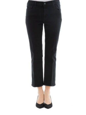 J Brand: bootcut jeans online - Aubrie bootcut and cropped jeans