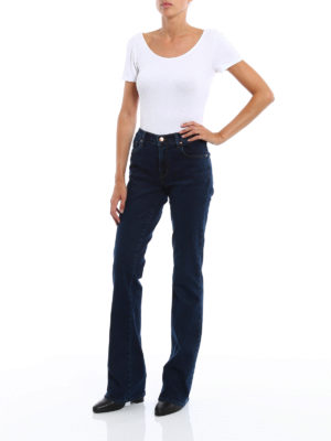 J Brand: bootcut jeans online - Litah high-rise jeans