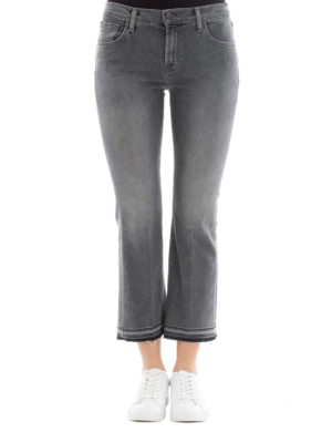 J Brand: bootcut jeans online - Selena bootcut and cropped jeans