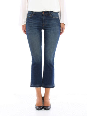 J Brand: bootcut jeans online - Selena Bootcut jeans