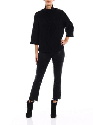 J Brand: bootcut jeans online - Selena skinny bootcut crop jeans