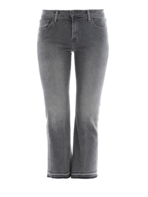 J Brand: bootcut jeans - Selena bootcut and cropped jeans